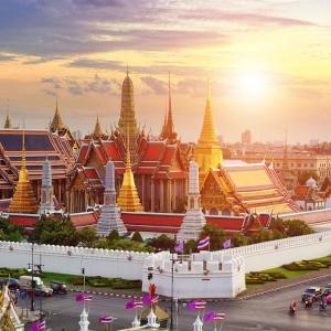 Thailand Combodia and Vietnam